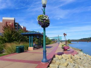 Dubuque River Walk