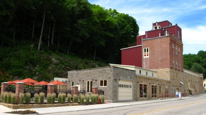 historic potosi brewery