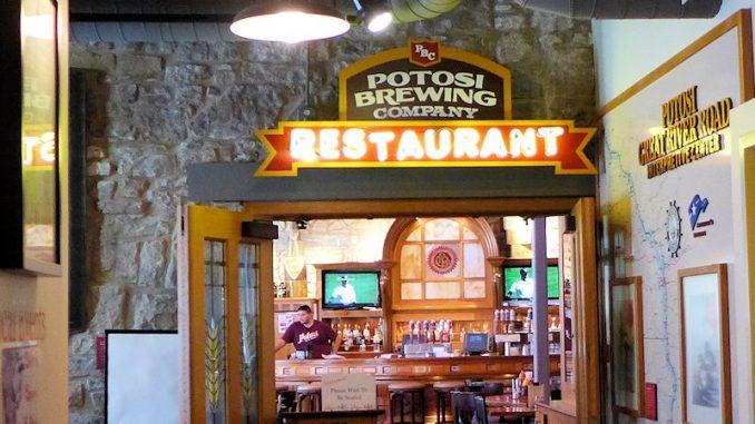 Potosi Brewery Restaurant
