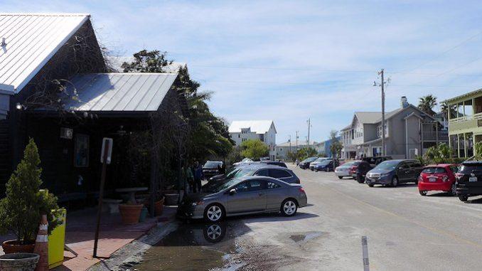Downtown Grayton Beach Florida