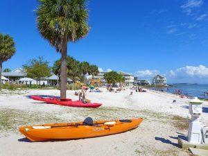 Cedar Key Florida Beach