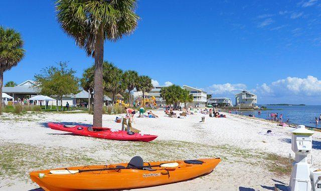 Cedar Key Florida Beach & Kayaking