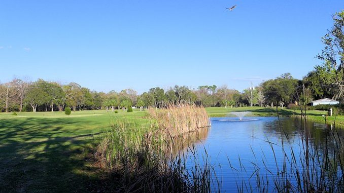 chiefland golf course, chiefland, florida