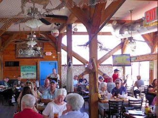 Steamers Raw Bar and Grill Cedar Key Florida