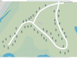 Davis Bayou Campground Ocean Springs Scenic Pathways