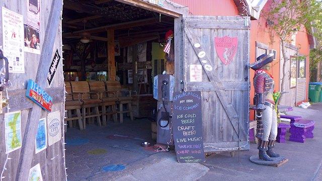Apalachicola Ice Company Bar