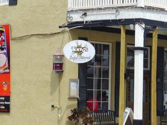Tony Seafood Restaurant Cedar Key Florida