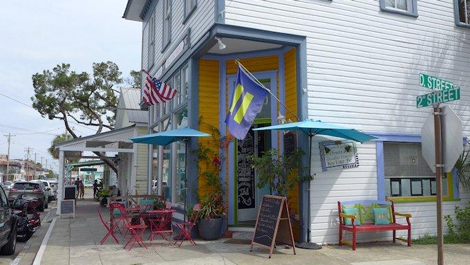 Daily Grind Coffee Shop Cedar Key Florida