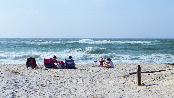 Pensacola Beach, Fort Pickens National Park