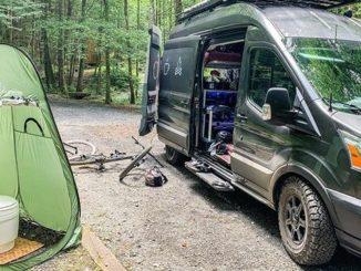 Modular Camper Vans