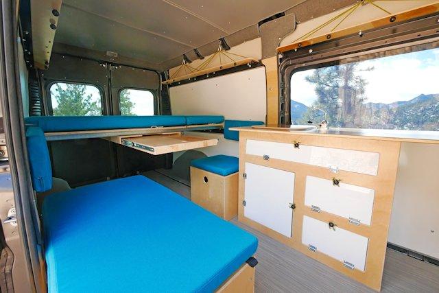 wayfarer modular camper van
