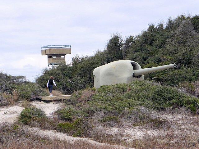 Fort Pickens Gun Battery
