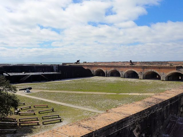 Historic Fort Pickens