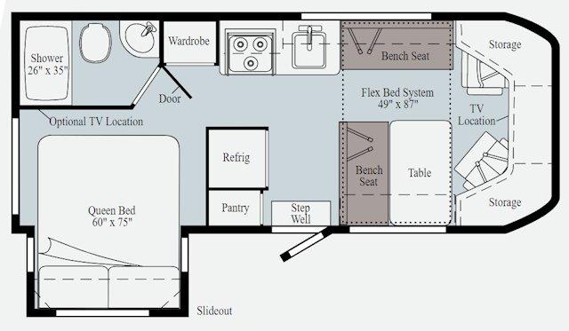winnebago fuse floorplan