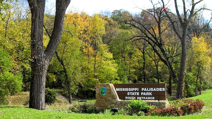 mississippi palisades park