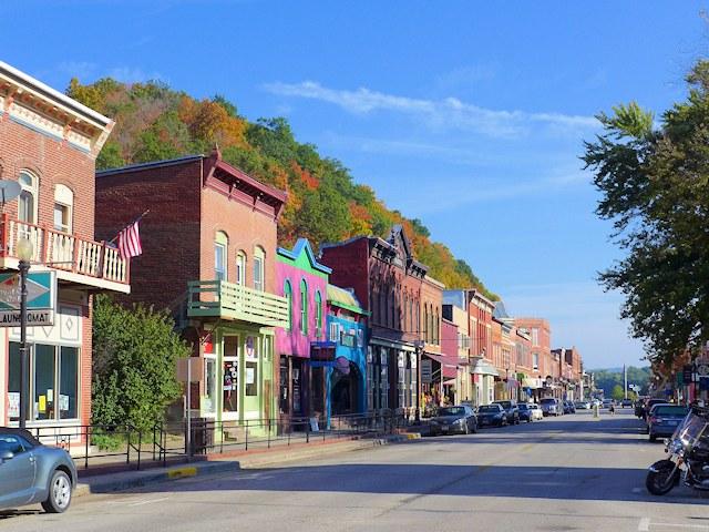 Historic District McGregor Iowa