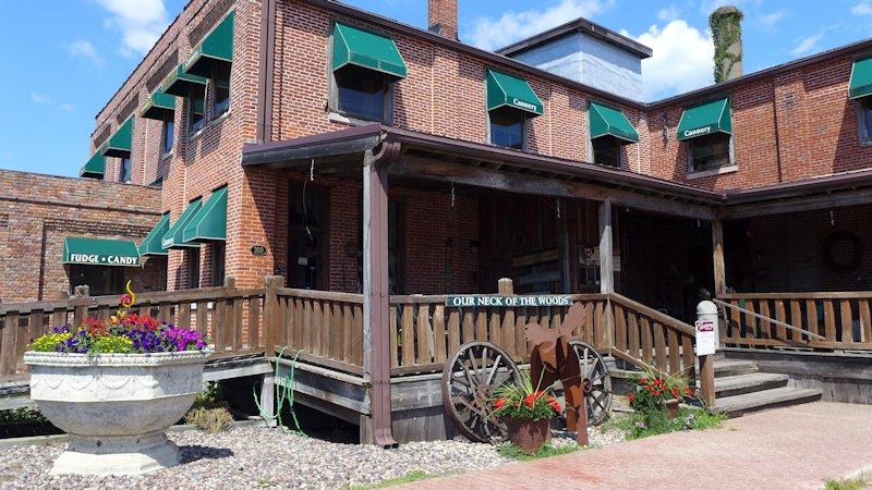 Old Cannery Prairie Du Chien