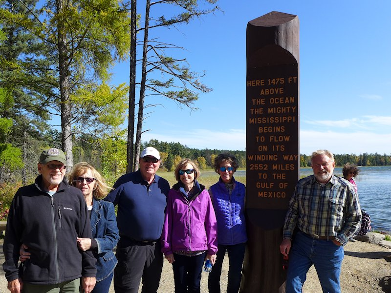 MIssissippi Headwaters Totem Pole