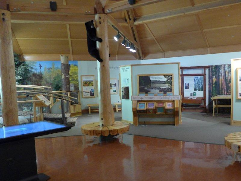 Gibbs visitor center