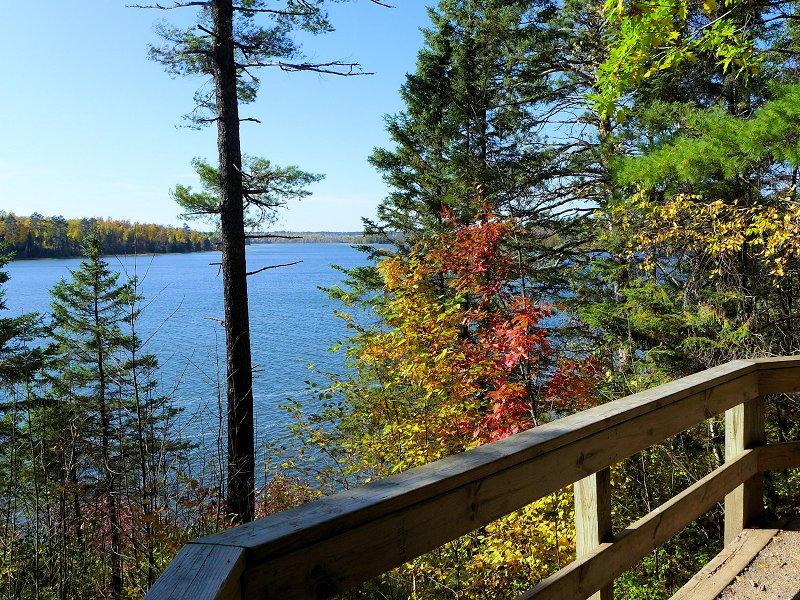 Fall Color Lake Itaska