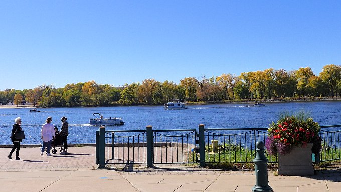 Riverside Park La Crosse