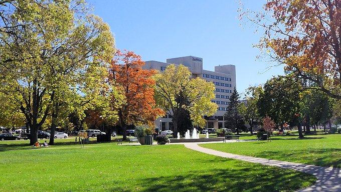 La Crosse Riverside Park
