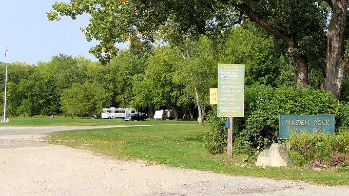 Maiden Rock Campground