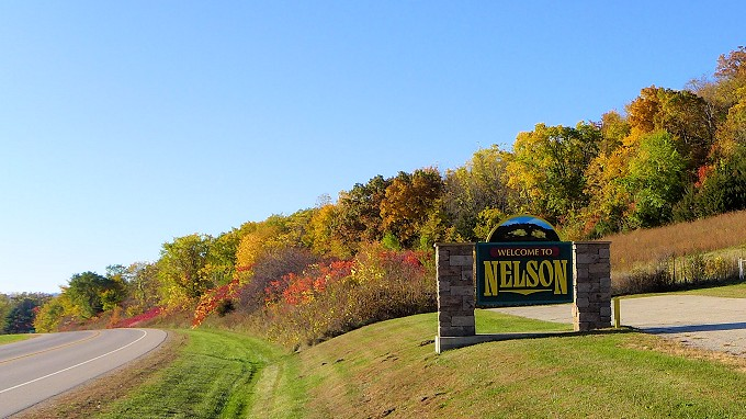 nelson wisconsin great river road
