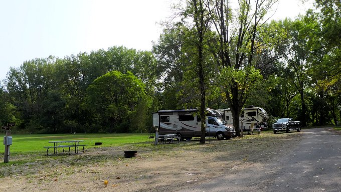 stockholm campground camp sites