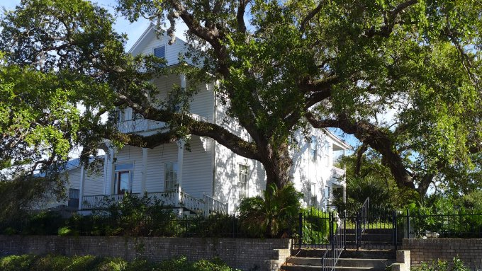 Cedar Key Historic Homes