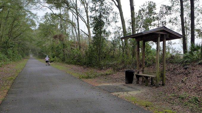 nature coast bike trail