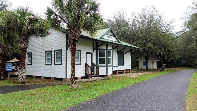 train depot chiefland florida