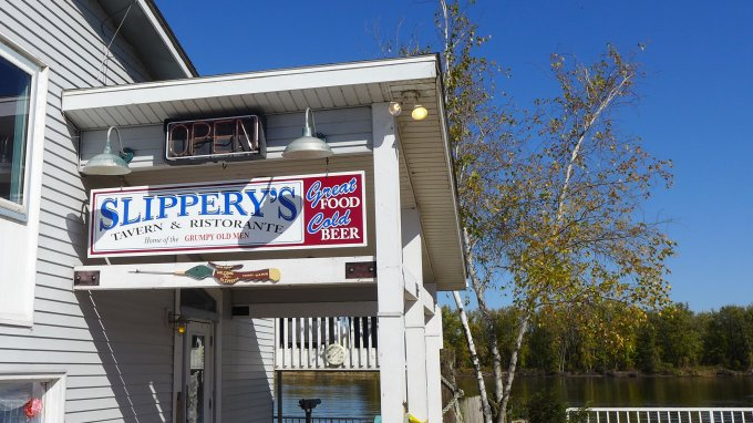 Slipperys tavern Wabasha, MN