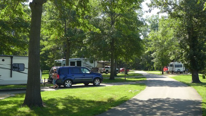 Thomson Causeway RV and Camping Park