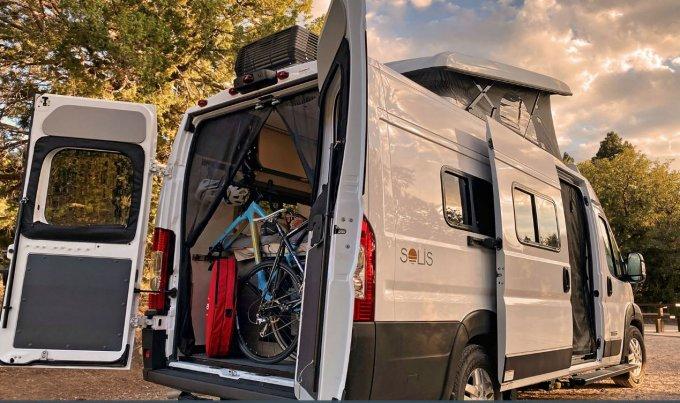 Solis PX Camper Van
